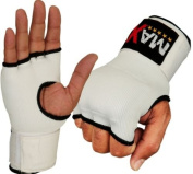 NEW Gel Inner Hand Wraps Boxing Gloves Fist Padded Bandages MMA Ufc PAD RRP 9.99