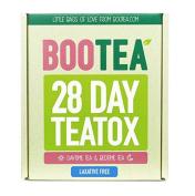 Bootea 28 Day TeaTox (Daytime Tea & Bedtime Tea) Laxative Free