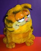 "Plush Soft Toy GARFIELD The Cat SITTING Big 18"" (45cm) - 100% ORIGINAL"