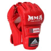Kagogo Half Finger Taekwondo Boxing Gloves - Grappling MMA Muay Thai UFC Sparring Punch Ultimate Mitts Sanda Fighting Training Sandbag Equipment Pair for Adult Men