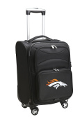 NFL Domestic Carry-On Spinner, 50cm , Black