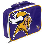 NFL Big Logo Flat Lunch Bag