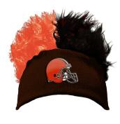 NFL Flair Hair Knit Beanie Cap