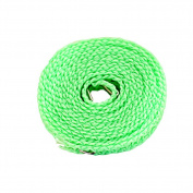Bodhi2000 Portable Windproof Clothesline Non-slip Washing Clothes Line Rope