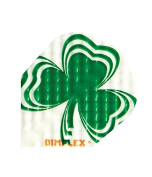 US Darts - 3 sets (9 flights) Dimplex Standard IRELAND, IRISH, EIRE, CLOVER, SHAMROCK Dart Flights