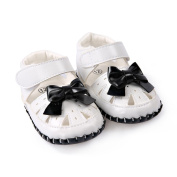 Baby Shoes,EKIMI Baby Girls Leather Bowtie Sandals First Walkers