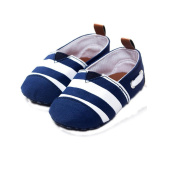 EKIMI Baby Toddler Soft Sole Leather Shoes