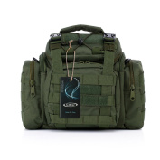 Utility Tactical Waist Pack Military Molle Assault Pouch Trekking Hiking Bum Hip Pocket Ruck Sack Carry Bags