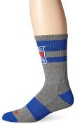 NHL Men's SP17 Grey Stripe Team Socks