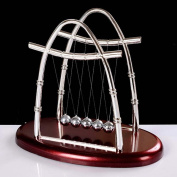 Fayear Newton's Cradle Balance Ball Touch Ball Desk Decoration Gifts Ideas Physical Toy