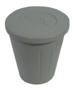 Garbage Can Shaped Stress Relieving Foam Hand Trainer Pkg.