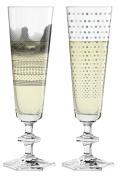 Set Ritzenhoff Next Champagne Double Champagne Flutes Lawrance Neri Hu | 3520002 3520004 Collection Spring 2017