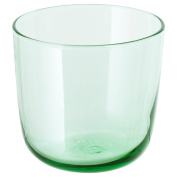 IKEA INTAGANDE - Glass Light green