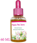 Organic Vaginal Health Moisturiser Vulva Oil For Chafing Irritation Redness Dryness Itching Due To Menopause and Vaginal atrophy