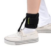 Ankle Joint Foot Drop Orthosis Adjustable Foot Drop Ankle Brace AFO Ankle Supports Plantar Fasciitis Night Splint Orthotics Strap Ankle Sprain Achilles Tendinitis