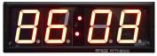 RAGE Fitness 4 Digit Digital Timer Huge 17cm x 50cm Display Clock