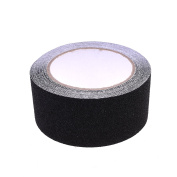 BCP Black Colour Anti Slip Traction Tape for Restaurants, Hospitals, Schools, Airports, Home