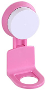 Taloyer Bathroom Liquid Soap Lotion Dispenser Pump Wall Mount with Plastic Holder