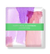 FRINGE STUDIO Brushed Pink Triple Milled Wrapped Soap