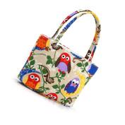 Cosmetic Bag,Ruhiku GW Wash Case colourful Bag Cute Colour Multi-Function Fashion and Classical Portable Storage Makeup Bag