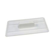 O'Creme Square Plastic Fondant Smoother