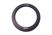 Formatt-Hitech LucrOit 77mm Adaptor Ring with Front Filter, Black