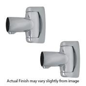 Shower Rod Swivel End Flange - Clearance