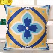 LY & HYL Four Seasons GM Innovative Silk Bedding Home Decorative Sofa Pad Pillow Pillow 45cm * 45cm , 6