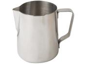 Randwyck 580ml Stainless Steel Milk Jug, Silver