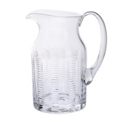 Royal Brierley Biarritz Jug, Clear, 1.5 Litre