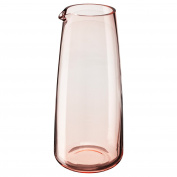 IKEA INTAGANDE - Carafe Light pink