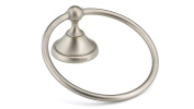 Richelieu Hardware 49621 Empire Collection Towel Ring, Pewter