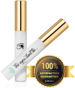 The Eyes Don't Lie... 100% NATURAL EYELASH & EYEBROW GROWTH SERUM, Lengthens, Defines, Strengthens Lashes and Eyebrows, No Artificial Ingredients for Glamorous Women Who Want Luxurious, Long Lashes
