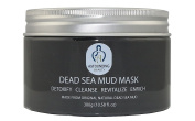 SMOOTHEST Dead Sea Mud Mask-Astounding Beauty Products 100% Natural Facial Body Skin Treatment|Fountain of Youth| Detox Cleanse Exfoliate Reduces Acne Pores Wrinkles | Premium Spa Quality 300g310ml