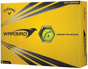 Callaway 2017 Warbird Hex Aerodinamics® Mens Golf Balls-Designed for Distance