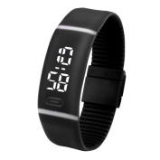 Sport Wrist Watch,Tuscom Women Waterproof Multicolor LED Wrist Watch