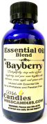 Bayberry 4oz / 118.29 ml Blue Glass Bottle of Premium Grade A Essential Oil Blend / Fragrance oil.