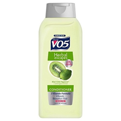 VO5 Herbal Escapes Kiwi Lime Squeeze Conditioner, 980ml Per Bottle