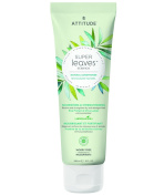 Attitude Natural Conditioner - Nourishing & Strengthening, Grape Seed Oil & Olive Leaves, 8 Fluid Ounce