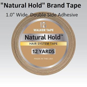 Natural Hold Tape 2.5cm X 12 yard Double Side Adhesive