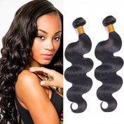 BeautyGirl Hair Body Wave Brazilian Hair 3Pcs Lot Natural Colour Brazilian Virgin Human Hair Extensions