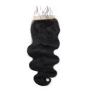 Brazilian Body wave Virgin Hair Lace closure