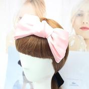 20cm Big Bows Hairstyle Hair Hoop Head Band for Girls Women
