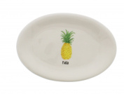Rae Dunn by Magenta Pina pineapple small 20cm plate