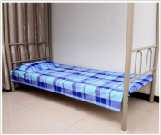 YFFS Cotton Single Bed Sheets Home Textiles Students Dormitory Up And Down Cotton Quilts Single Product Sheets,C-150*220cm