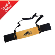 ARD CHAMPS Heavy Duty Arm Blaster Body Building Bomber Bicep Curl Triceps Gold New