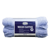 Member's Mark Commercial Washcloth, Blue