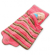 The Shrunks All-in-one Inflatable Pink Nap Pad