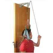 Denshine Over door Cervical Traction Set for Neck Shoulder Pain Brace Relief Head Home