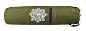 Simple Yoga Mat Sack/Yoga Mat Bag,Army Green